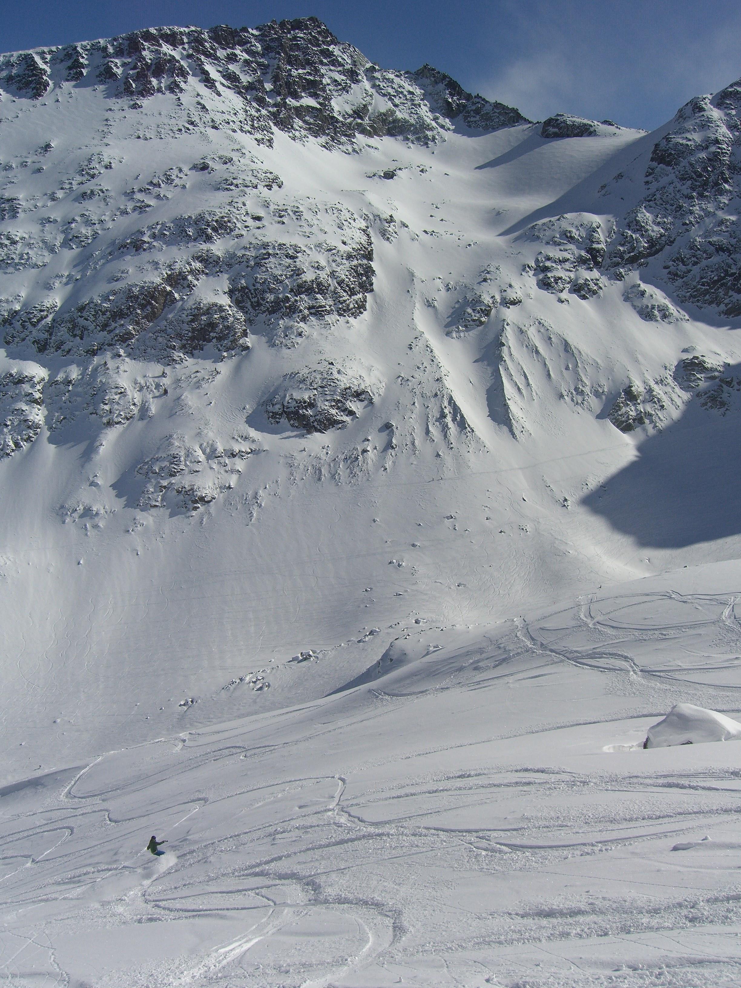 7mn optimal ski pistes