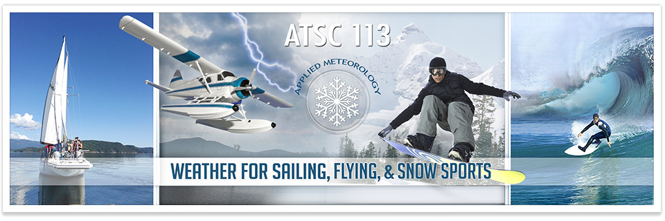 Weather for Sailing, Flying and Snow Sports